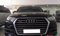 Bán xe Audi Q7 2.0 TFSI 2017, màu đen, nhập khẩu, chủ xe giữ gìn bảo dưỡng định kỳ giá 3 tỷ 50 tr tại Hà Nội