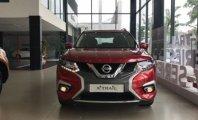 Bán Nissan X trail 2.5 AT sản xuất năm 2018, màu đỏ, nhập khẩu, mới 100% giá 1 tỷ tại Lạng Sơn