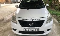 Bán ô tô Nissan Sunny 1.5MT sản xuất năm 2014, màu trắng, máy ngon giá 268 triệu tại Hà Nội