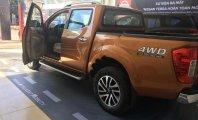Bán xe Navara sx 2018, số tự động, máy dầu, màu đồng, nội thất màu kem, nhập khẩu giá 650 triệu tại Gia Lai