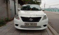 Chính chủ bán xe Nissan Sunny 1.5MT đời 2014, màu trắng giá 265 triệu tại Hà Nội