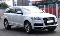 Bán Audi Q7 3.0 AT đời 2015, màu trắng, xe nhập, số tự động giá 2 tỷ 596 tr tại Tp.HCM