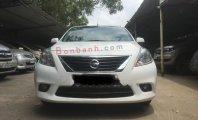 Bán Nissan Sunny XV đời 2013, màu trắng đã đi 80000 km giá 345 triệu tại Tp.HCM