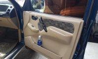 Cần bán lại xe Nissan Terrano GX 2.7TD năm sản xuất 2000, màu xanh lam  giá 265 triệu tại Tp.HCM
