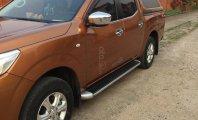 Bán Nissan Navara E đời 2015, màu cam, nhập khẩu nguyên chiếc giá 690 triệu tại Bắc Giang