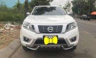 Bán Nissan Navara EL sản xuất 2017 số tự động, màu trắng - Xe chạy đúng 40,000km giá 570 triệu tại Tp.HCM