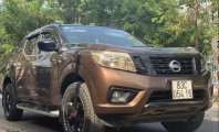 Bán Nissan Navara 2016, màu nâu, nhập khẩu nguyên chiếc, đi được 72000km giá 489 triệu tại Sóc Trăng