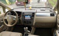 Cần bán Nissan Tiida 1.6 AT đời 2008, màu vàng, xe nhập giá 350 triệu tại Hà Nội