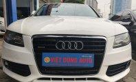 Cần bán Audi A4 Quattro premium S năm 2008, màu trắng, nhập khẩu   giá 520 triệu tại Hà Nội