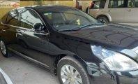 Cần bán xe Nissan Teana 2.0 AT sản xuất năm 2010, màu đen, nhập khẩu  giá 455 triệu tại Hà Nội