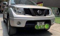 Chính chủ bán Nissan Navara 2.5LE sản xuất năm 2011, màu bạc, nhập khẩu Thái giá 345 triệu tại Hà Nội
