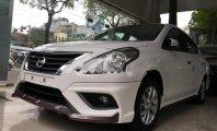 Bán Nissan Sunny XV Premium sản xuất 2019, số tự động, máy xăng, màu bạc giá 460 triệu tại Hà Nội