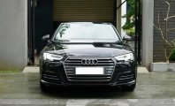 Bán Audi A4 2.0 TFSI màu đen, sản xuất 12/2017, đăng ký 10/2018, tên tư nhân chính chủ giá 1 tỷ 550 tr tại Hà Nội