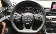 Cần bán xe Audi A4 sản xuất năm 2017, màu xanh lam, xe nhập như mới giá 1 tỷ 508 tr tại Hà Nội