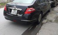 Cần bán xe Nissan Teana đời 2009, màu đen, nhập khẩu nguyên chiếc giá 395 triệu tại Hải Phòng