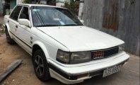 Cần bán lại xe Nissan Bluebird năm 1987, màu trắng, xe nhập, đăng kí lần đầu 1993 giá 47 triệu tại Tp.HCM