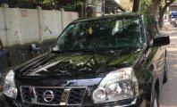 Bán Nissan X trail đời 2009, màu đen, xe nhập  giá 450 triệu tại Hà Nội