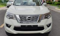 Bán ô tô Nissan X Terra V 2018, màu trắng, nhập khẩu giá 1 tỷ 198 tr tại Tp.HCM