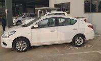 Bán Nissan Sunny XL 2019, màu trắng, nhiều khuyến mãi hấp dẫn giá 458 triệu tại Điện Biên