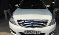Bán Nissan Teana sản xuất 2010, màu trắng, nhập khẩu nguyên chiếc giá 479 triệu tại Bình Dương