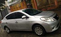 Cần bán Nissan Sunny sản xuất năm 2013, màu bạc, xe nhập xe gia đình giá 350 triệu tại Hà Nội