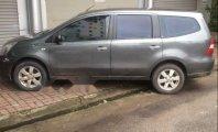 Bán Nissan Grand Livina sản xuất 2012, màu xám, xe nhập, xe đẹp giá 268 triệu tại Bắc Giang