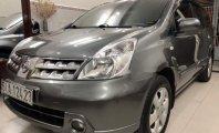 Bán Nissan Grand livina đời 2011, màu xám số tự động giá 365 triệu tại Tp.HCM