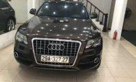 Bán Audi Q5 2.0 AT đời 2011, màu nâu, xe nhập giá 1 tỷ 50 tr tại Hà Nội