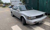 Bán Nissan Bluebird sản xuất 1988, màu bạc, xe nhập giá 55 triệu tại Tp.HCM