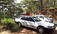 Bán ô tô Nissan Bluebird 1.8 sản xuất 1989, màu trắng, nhập khẩu nguyên chiếc, xe đẹp giá 50 triệu tại Đồng Nai