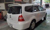 Gia đình bán Nissan Grand livina đời 2011, màu trắng giá 280 triệu tại Tp.HCM