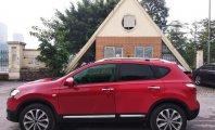 Cần bán xe Nissan Qashqai 2.0 2010, màu đỏ, nhập khẩu nguyên chiếc  giá 465 triệu tại Hà Nội