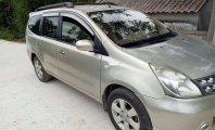 Gia đình bán Nissan Grand livina sản xuất năm 2011, màu vàng, nhập khẩu giá 270 triệu tại Quảng Bình