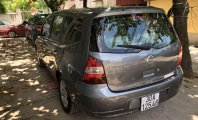 Bán Nissan Grand livina sản xuất 2011, màu xám giá 238 triệu tại Hà Nội