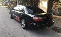 Bán xe Nissan Cefiro sản xuất 2005, màu đen, số tự động giá 140 triệu tại Tp.HCM
