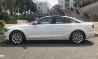 Bán xe Audi A6 AT 3.0 năm 2012, màu trắng, nhập khẩu như mới giá 1 tỷ 200 tr tại Tp.HCM