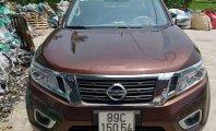 Bán Nissan Navara VL 2.5AT đời 2017, màu nâu, nhập khẩu giá 700 triệu tại Hưng Yên