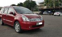 Bán Nissan Livina năm sản xuất 2010, màu đỏ số tự động giá 400 triệu tại Tp.HCM