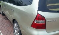 Bán Nissan Grand livina đời 2011, màu vàng, số sàn   giá 250 triệu tại Yên Bái
