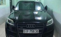Bán lại xe Audi Q7 đời 2007, màu đen, nhập khẩu giá 1 tỷ 250 tr tại Tp.HCM