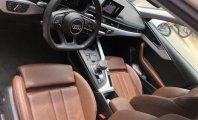 Cần bán gấp Audi A4 AT sản xuất năm 2018, màu trắng, nhập khẩu nguyên chiếc chính chủ giá 1 tỷ 600 tr tại Tp.HCM