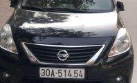 Cần bán Nissan Sunny XL đời 2015, màu đen, xe gia đình giá 335 triệu tại Hà Nội