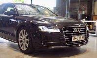 Bán Audi A8 2015, màu đen, nhập khẩu  giá 2 tỷ 767 tr tại Hà Nội
