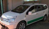 Bán xe Nissan Grand livina sản xuất 2011, màu trắng giá 205 triệu tại Ninh Thuận