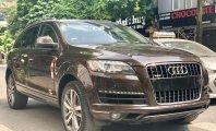 Bán Audi Q7 3.0T sản xuất 2010, màu nâu giá 1 tỷ 165 tr tại Hà Nội