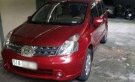 Cần bán Nissan Livina năm 2011, màu đỏ, xe mới chạy 9000km  giá 360 triệu tại Tp.HCM