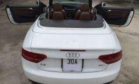 Bán Audi A5 Convertible 2010, màu trắng, nhập khẩu giá 870 triệu tại Hà Nội