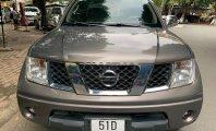 Bán ô tô Nissan Navara 2.5AT 4WD năm sản xuất 2013, màu xám, nhập khẩu giá 380 triệu tại Tp.HCM