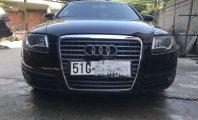 Bán ô tô Audi A6 năm 2005, màu đen, nhập khẩu nguyên chiếc, giá chỉ 466 triệu giá 466 triệu tại Tp.HCM