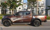 Bán ô tô Nissan Navara VL đời 2015, màu nâu, xe nhập, giá 585tr giá 585 triệu tại Hà Nội